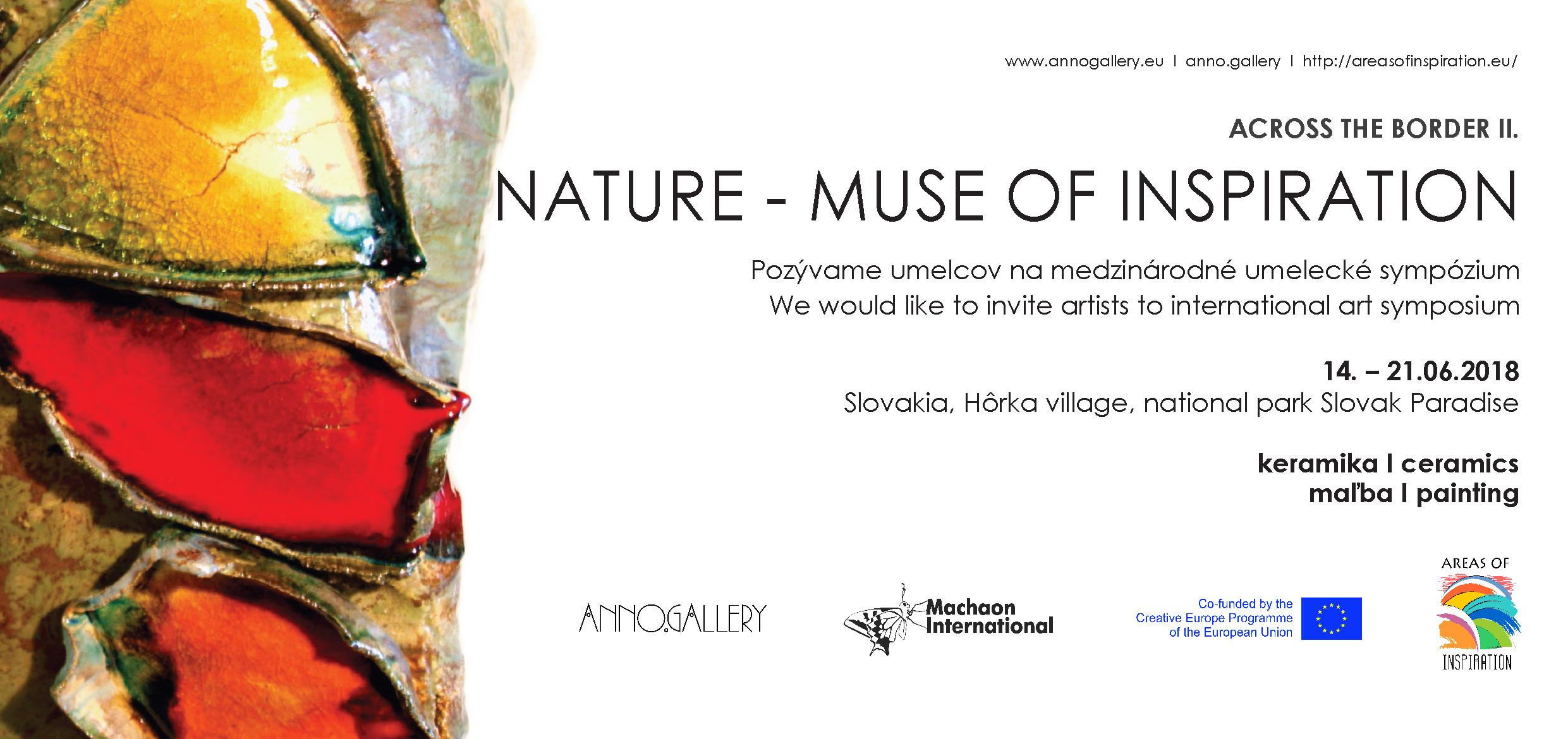 Pozvánka na sympózium / Invitation to symposium