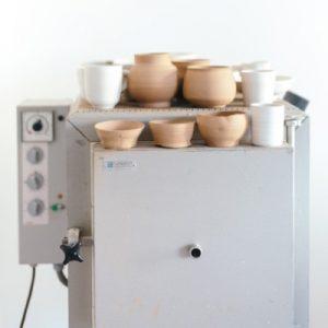 Programovanie vypaľovacej pece