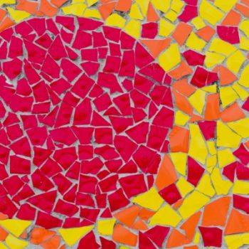 Workshop sklenená mozaika