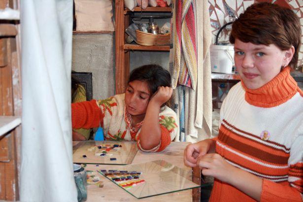 Tvorivý ateliér pre znevýhodnené deti
