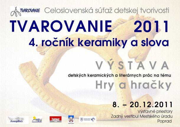 pozvanka na vystavu_tvarovanie 2011